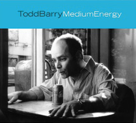 Medium Energy album art