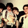T.O.D.D.R.E.M. - This early 80's photo of Todd with REM's Mike Mills and Peter Buck, portends Todd's later association with big time show business. It was taken after an REM concert in Boca Raton, FL. The flyer in Peter Buck's pants is for Todd's former band, The Chant. That's Chant guitarist