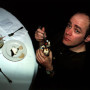 31 Flavors of Todd - What's cuter than Todd Barry eating ice cream? Nothing on God's green earth. Enjoy this photo.